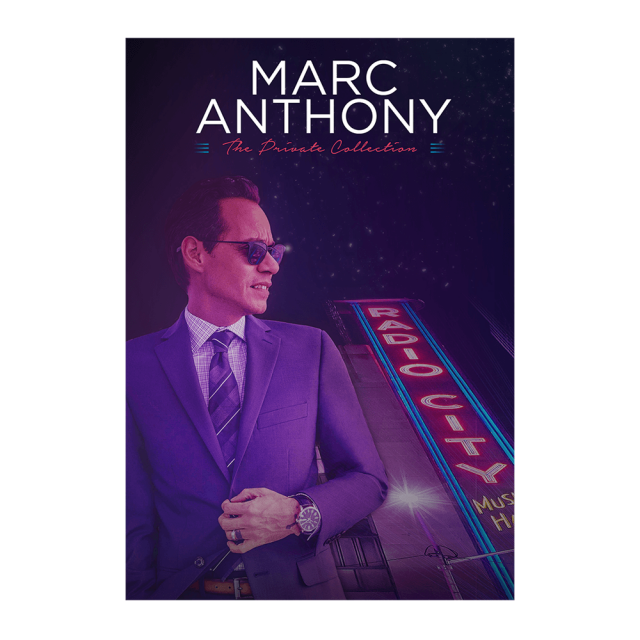 Mark Anthony Poster